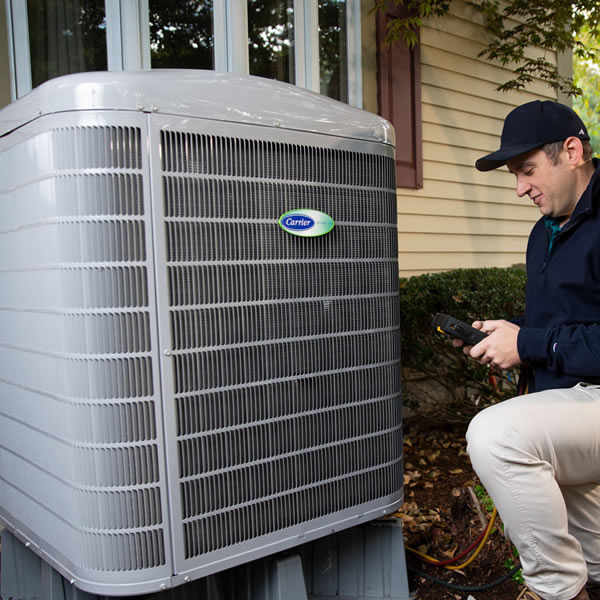 heating air conditioning repair service chevy chase